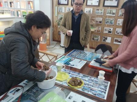 김해 건축주님의 방문